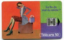 TELECARTE 50   SERVICE BAGAGES A DOMICILE SNCF