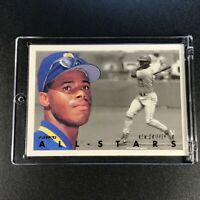 KEN GRIFFEY JR 1993 FLEER #1 ALL-STARS INSERT CARD SEATTLE MARINERS MLB HOF