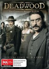 Deadwood : Season 2 (DVD, 2008, 4-Disc Set) New / Sealed  D75