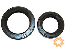 Citroen Saxo / Xsara 5sp MA gearbox diff / driveshaft genuine oil seal pair