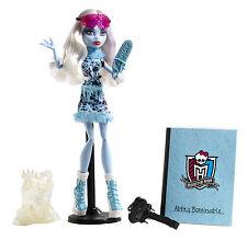 Monster High Abbey Bominable art class coleccionista muñeca raramente bdf13