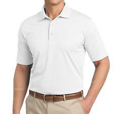 Men's Polo Shirt Dri-Fit Golf Sports Cotton T Shirt Jersey Casual Short Sleeve