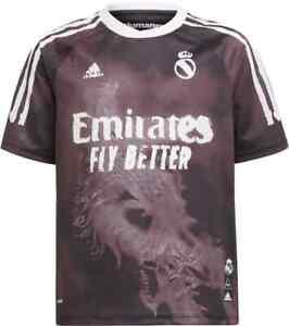 NWT Adidas x Pharrell Real Madrid Human Race Soccer Jersey Men's  XXL GJ9110