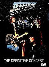 Jefferson Starship - The Definitive Concert (DVD, 1998)