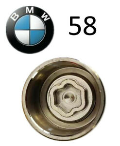 BMW New Locking Wheel Nut Key Number 058