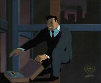 Batman Animated Series Original Production Cel Bruce Wayne(Batman)-Lock-Up
