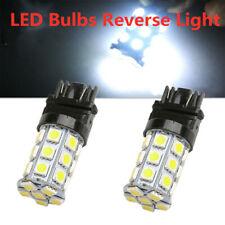 Pair White LED 3156 3157 Backup Reverse Light Bulbs For 1998-2011 Ford Ranger