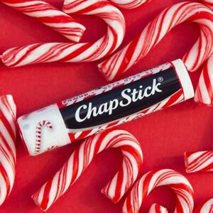 ChapStick Lip Balm CANDY CANE 4g - LIMITED EDITION *SEALED*