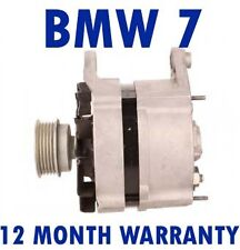 BMW 7 - (E23) 733 SALOON 1977 1978 1979 1980 1981 1982 - 1986 ALTERNATOR