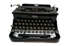 Royal Junior 1937 Vintage Working Typewriter