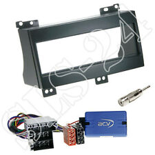 Kia ceed (ed) 2007-2009 1-din coche diafragma + China Radio volante Interface Kit de integracion