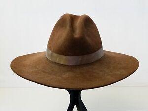 Men's Rodeo King Brown Western 5XXXXX Hat 7