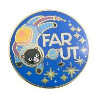 Stickeroonie Enamel Pin Astro Cat Lapel Pins Astronaut Kitty Space Suit CUTE