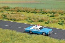 Busch # 5629 1976 Dodge Monaco 4-Dr Sedan w/Working Lights  Asmld Police HO MIB