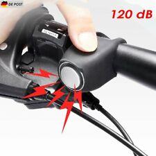 Fahrrad Elektrische Klingel 120db Glocke Fahrradhorn Fahrradhupe Wasserdicht