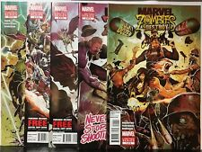 Marvel Zombies Destroy #1-5 Set VF+/NM- 1st Print Marvel Comics