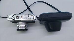 Yashica Electro 35 with case