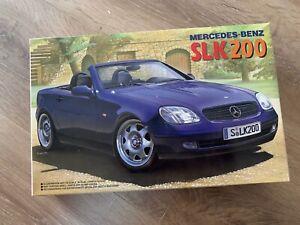 Mercedes-Benz SLK 200 Fujimi
