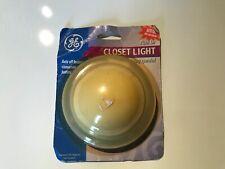 Vintage GE Closet Light Push On - New In Box