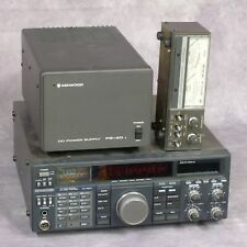 KENWOOD TS-790A UHF VHF TRI-BANDER TRANSCEIVER W/ PS-30 PW SUP SW 2000 METER DOX