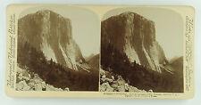 Underwood & Underwood Stereoview El Capital, Yosemite Valley, California 1894 CA
