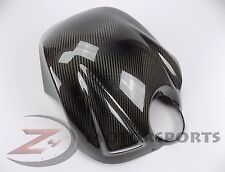 Buell XB1 XB2 XB3 Gas Tank Air Box Front Cover Panel Cowl Fairing Carbon Fiber