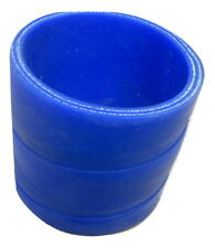 "BLUE Silicone Hose Coupler 70mm Straight 2.75"" Silicone Joiner CLEARANCE ITEM"