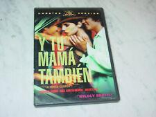 Y Tu Mama Tambien - Dvd - New!
