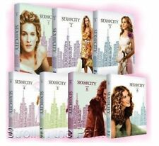 Sex and the City Complete Series Season 1-6 (1 2 3 4 5 & 6) NEW 17-DISC DVD SET