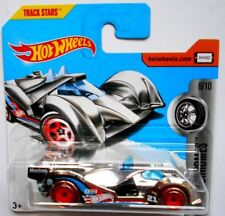 HI TECH MISSILE Hot Wheels DTY21 HW SUPER CHROMES  2017  Mattel