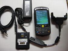 Symbol Motorola Mc5590-Pz0Dkqqa7Wr 2-D Barcode (Pico Imager) Camera Qwerty Mc55