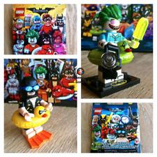 71020 VACATION THE JOKER #7 LEGO BATMAN MOVIE 71017 Batman #5 Minifigures SEALED