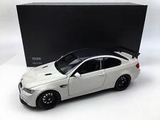 Kyosho 1:18 BMW M3 GTS Alpine White Die-cast Metal Model 08739W