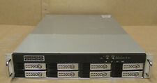 Thecus N8900 8 Bay SATA3 SAS6G 2U NAS 10GbE 16TB Network Storage Array