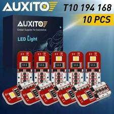 10X AUXITO T10 168 921 194 Map Side Marker License Plate LED Lights 2825 Bulbs G