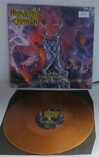 Malevolent Creation The Ten Commandments BRONZE Vinyl LP Record new Listenable