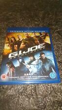 G.I. Joe - Retaliation (Blu-ray, 2013) Extended, Dwayne Johnson, NEW AND SEALED