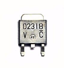 10pc SMD NPN High Current Power Transistors 2SD2318 D2318 SC-63 60V 3A 1W ROHM