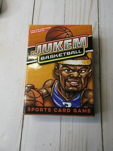 H5 JUKEM Basketball Card Game Sports Haywire Group Deck of Cards NO instructions