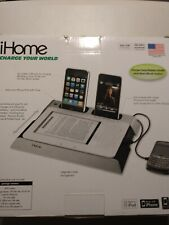 NEW iHome iB967 Docking Sync Station for iPhone iPod & USB