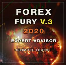 FOREX FURY v3 (2020) - Expert Advisor - Trading Results (VERIFIED) -  MyFxBook