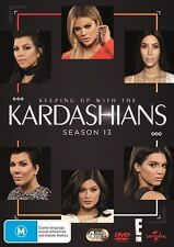 Keeping Up With The KARDASHIANS : Season 13 : NEW DVD