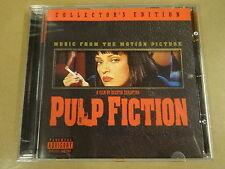 SOUNDTRACK CD COLLECTOR'S EDITION / PULP FICTION