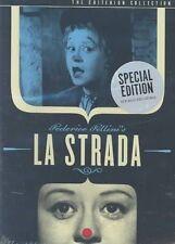 Criterion Collection La Strada DVD 1954 Region 1 US IMPORT NTSC