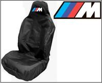 BMW M SPORT - Sport Car Seat Cover Protector x1 HEAVY DUTY + WATERPROOF / BMW M3