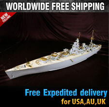 <Hobby365> New 1/200 HMS RODNEY Detail-Up Parts DX PACK for Trumpeter #MD20013