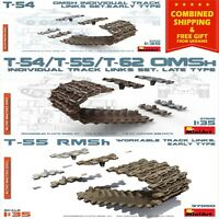 CATERPILLARS FOR A SOVIET TANKS MINIART 1/35 SCALE PLASTIC MODEL MINIATURES