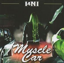I4NI Muscle Car CD New The LACS Moonshine Bandits Colt Ford Demun Jones