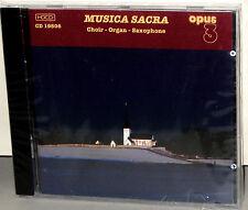OPUS 3 CD 19506: Erik Westberg Vocal Ensemble - Musica Sacra, OOP 1996 SWEDEN SS
