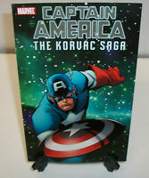 Captain America The Korvac Saga TPB Trade Paperback NEW Marvel Comic Book